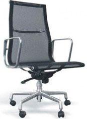 Cadeira charles eames com braço