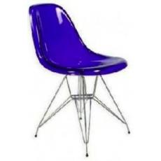 Cadeira charles eames acrílico